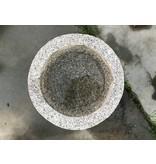 Japanse Tsukubai schaal 22 cm