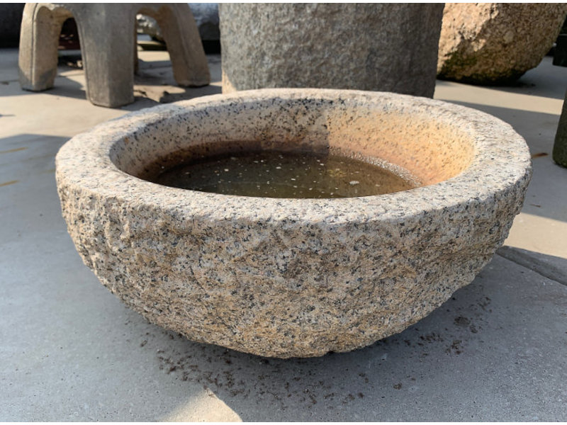 Bol japonais Tsukubai 19 cm