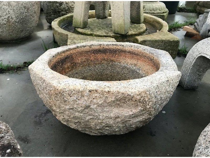 Tazón Tsukubai japonés 31 cm