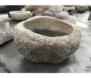 Mortaio giapponese Tsukubai 30 cm