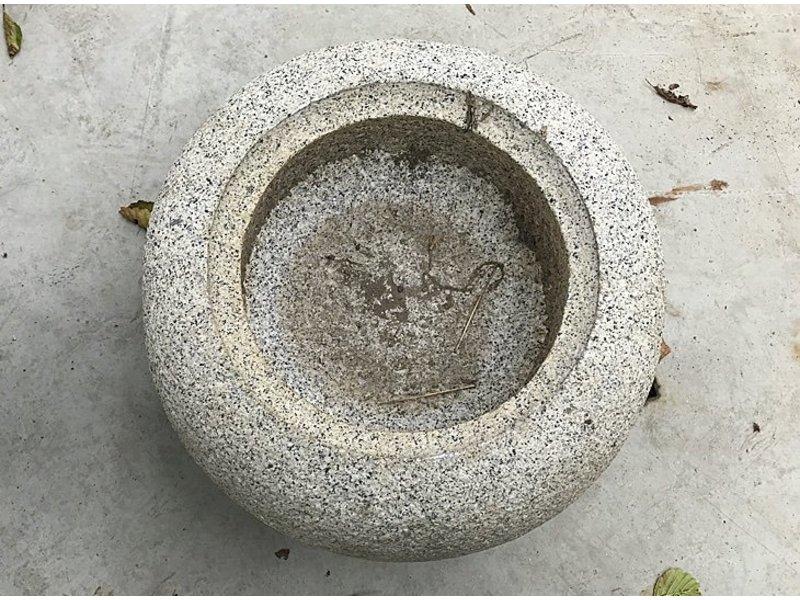 Bol japonais Tsukubai 26 cm