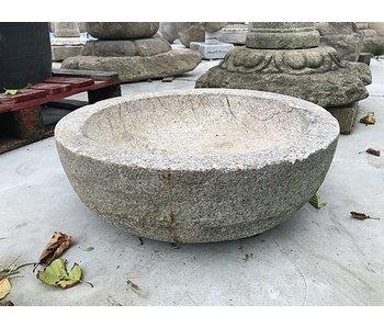 Ciotola giapponese Tsukubai 18 cm