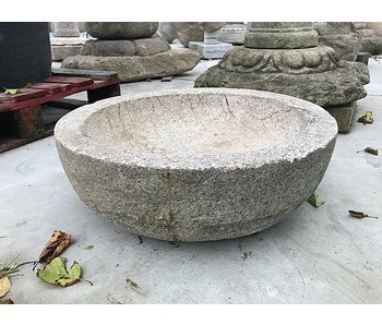 Japanische Tsukubai Schüssel 18 cm