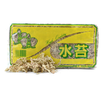 Spagnum moss 150 gr.