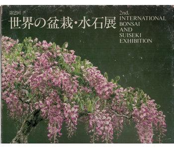 2nd international bonsai and suiseki exhibition | Nippon Bonsai Association | Japan