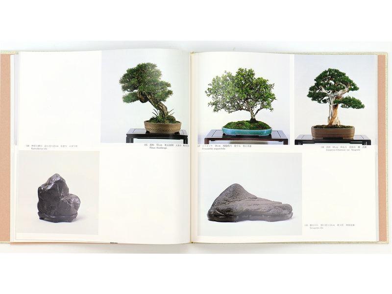 9e internationale bonsai- en suiseki-tentoonstelling   Nippon Bonsai Association   Japan   hardcover met hoes