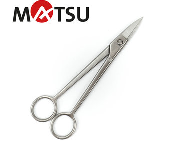 Stainless steel shears 155mm