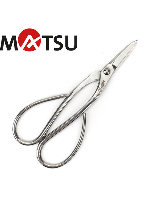 Hand made, Stainless steel shears 16,5 cm
