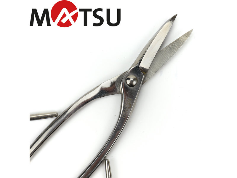Matsu Hand made, Stainless steel shears 16,5 cm