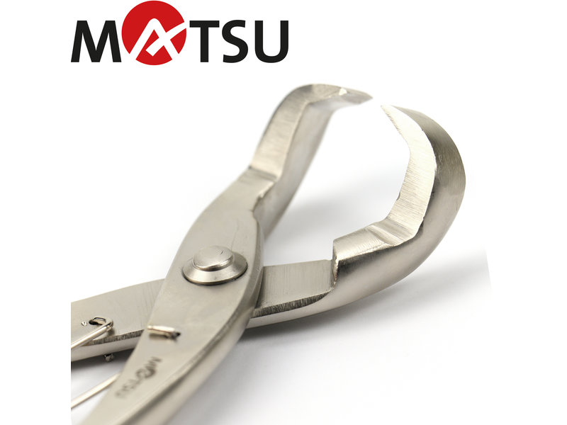 Matsu Multipurpose splitting pliers for bonsai - 200 mm