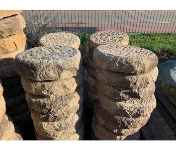 Japanese Stepping Stone Hirukawa 9 cm