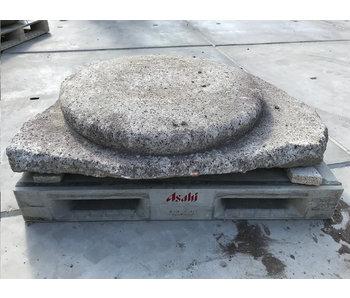 Piedra de Fundación Japonesa Garan 24 cm