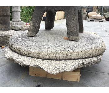 Japanese Foundation Stone Garan 36 cm