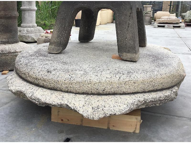 Japanse funderingssteen Garan 36 cm