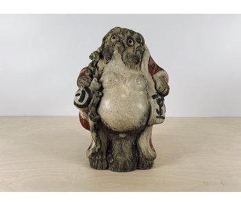 Ceramica giapponese Tanuki 37 cm