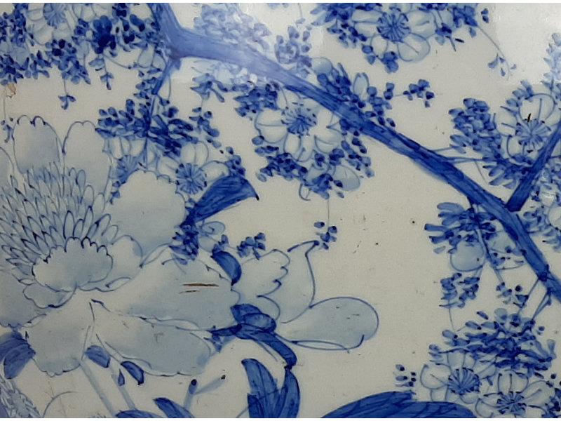 Japanse Hibachi Bloempot Porselein 35 cm