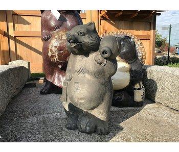 Ceramica giapponese Tanuki 47 cm