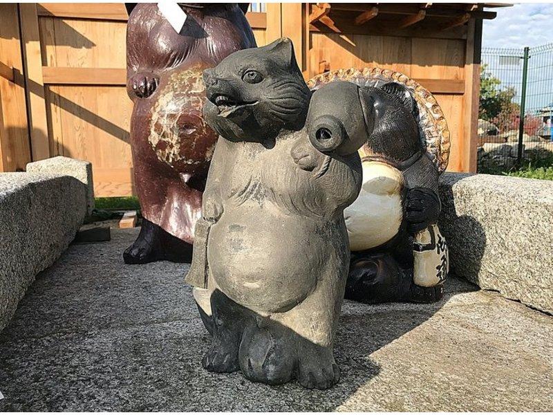 Japanse Tanuki Keramiek 47 cm