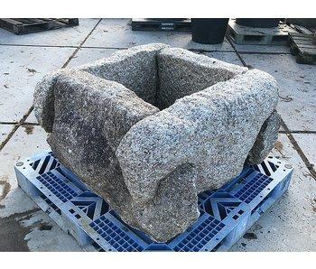 Enclos de puits japonais en pierre Izutsu 55 cm
