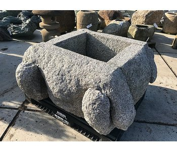 Pietra giapponese per recinzione pozzo Izutsu 60 cm