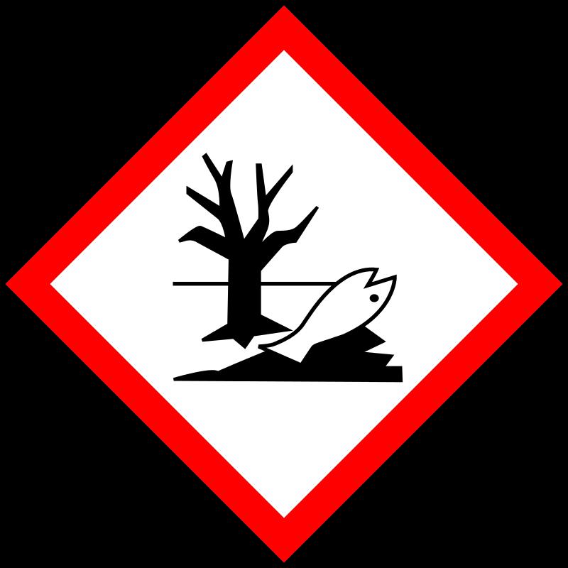 Danger symbol environment