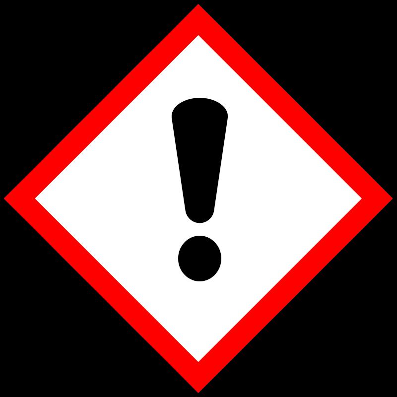 Danger symbol 1