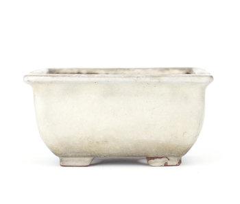 79 mm rectangular grey pot from China