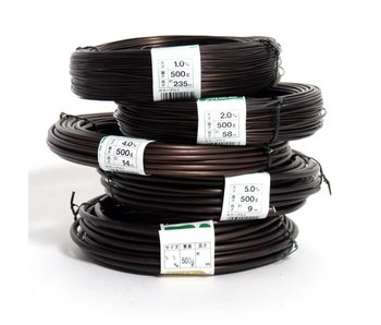 Wire aluminum 500gr. Ø 1mm