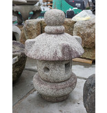 Japanese Stone Lantern Misaki Gata Ishidōrō 61 cm