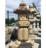 Japanese Stone Lantern Zendō-ji Gata Ishidōrō 200 cm