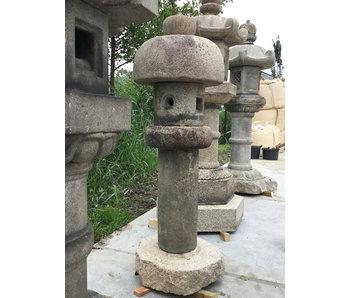Japanse Stenen Lantaarn Hachiman Gata Ishidōrō 160 cm