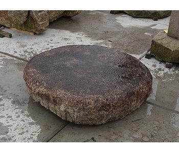 Japanese Foundation Stone Garan 21 cm