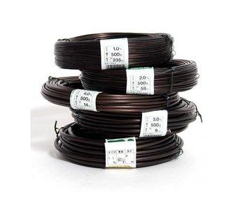 500 grammi di filo di alluminio 2,5 mm