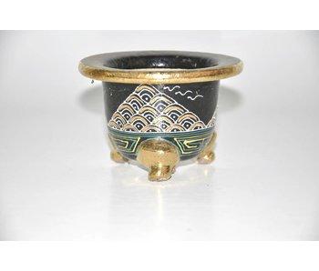 Round pot, Furan