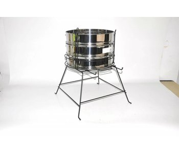Soil sieve 370 cm with stand
