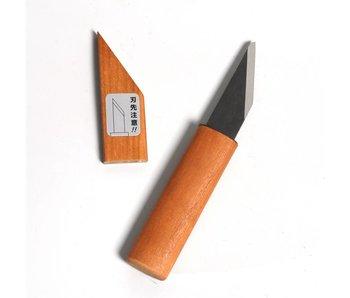 Coltello da innesto in legno 175mm