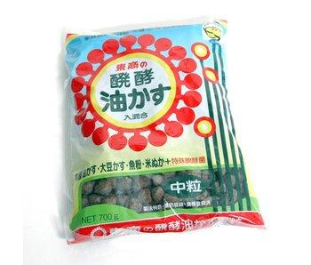 Fertilizzante Aburakasu 550 grammi Grani piccoli ± 15mm