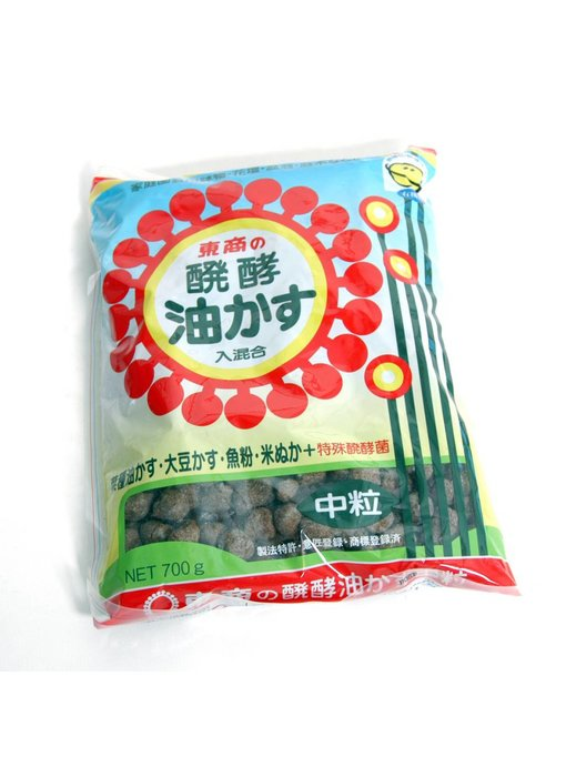 Aburakasu fertiliser 550 grams Small grains ± 15mm