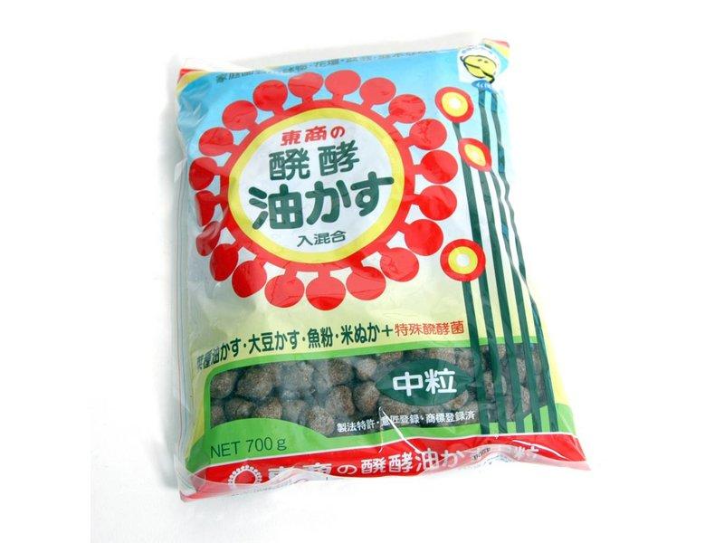 Aburakasu kunstmest 550 gram Kleine korrels ± 15 mm
