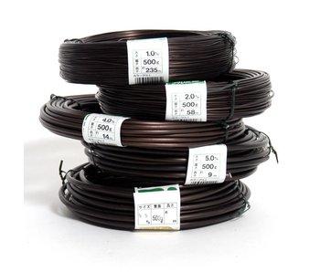 fil d'aluminium de 500 gr.