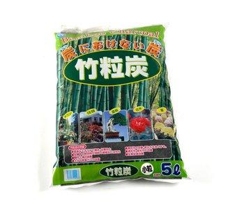 Le charbon de bambou  5 l.