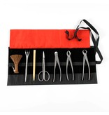 Expert 8-piece stainless steel tool set based