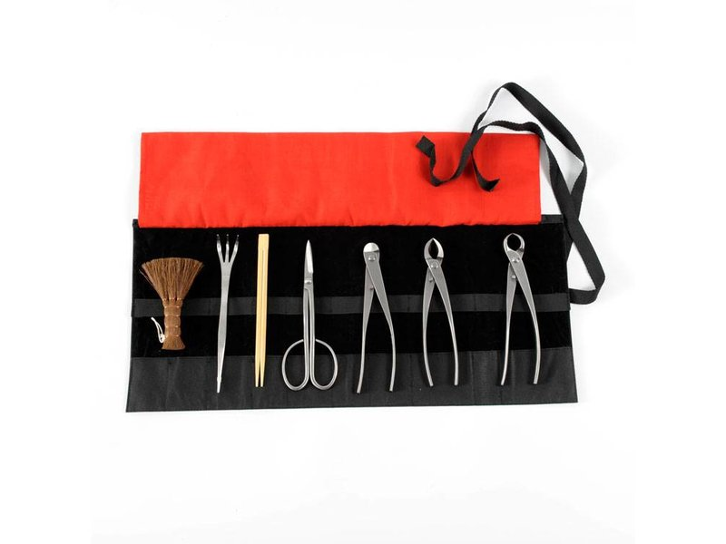 Expert 8-piece stainless steel tool set basic