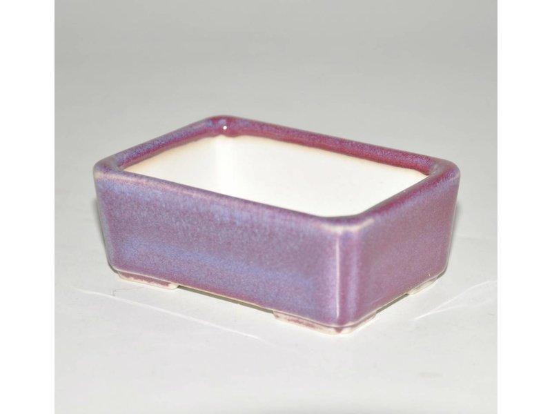 Bonsai pot lila 8,5 cm