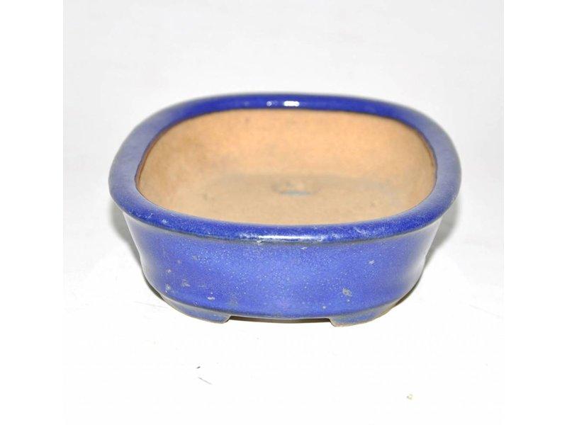Bonsai pot blauwe 16 cm