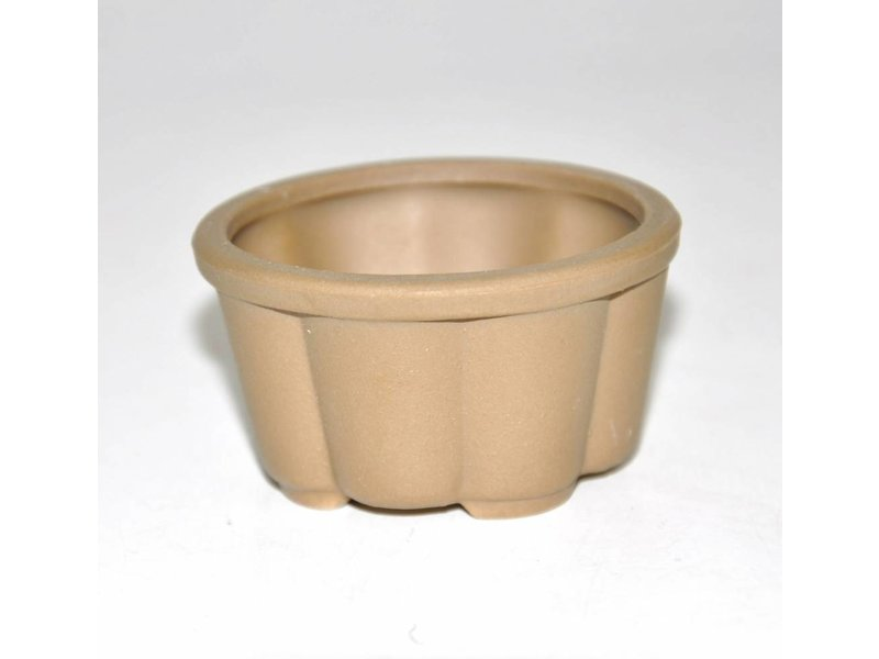 Bonsai pot bruin 5,7 cm