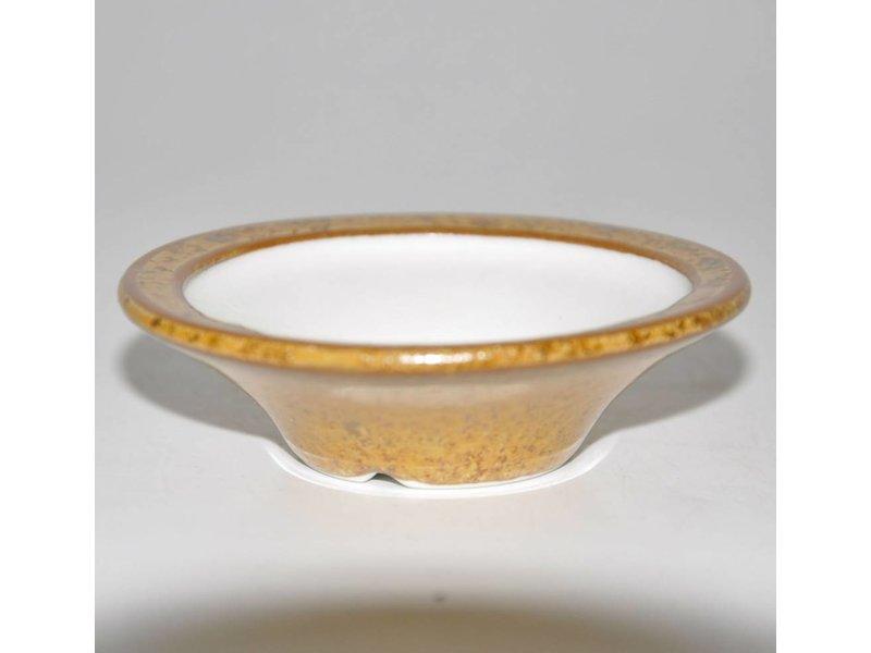 Bonsai Topf hellbraun 7 cm