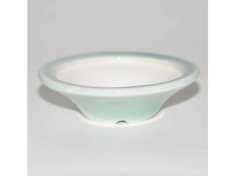 Bonsai pot lichtblauw 7 cm
