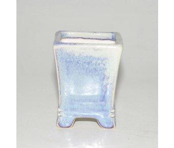 Bonsai pot light blue 5 cm