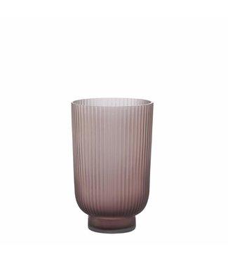Lene Bjerre Hermona vase smoke